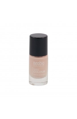 NEOBIO, NAIL POLISH 10 PERFECT NUDE, 8 ML