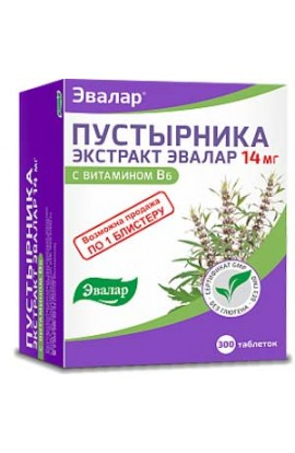 Evalar Cleanser Extract 300 tablets