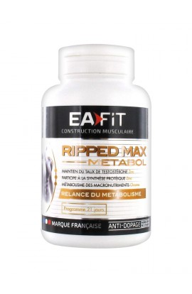 Eafit Ripped Max Metabolite Metabolism 63 tablets