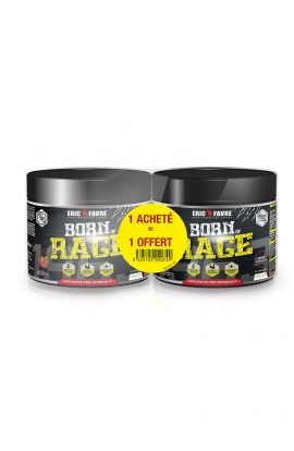 Eric Favre Born of Rage Explosives Pre-Workout 2 x 250g