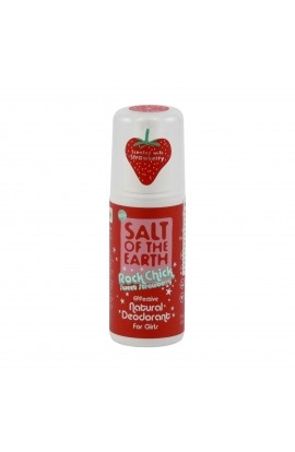 CRYSTAL SPRING, CRYSTAL DEO SPRAY STRAWBERRY, PURE ROCK CHICK, 100 ML