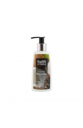 FAITH IN NATURE, BODY LOTION COCONUT, 150 ML
