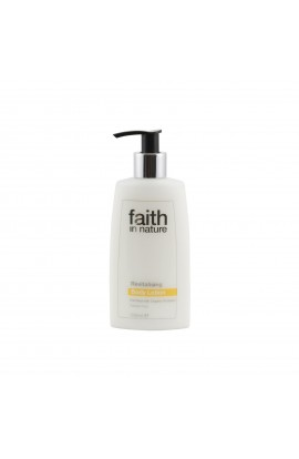 FAITH IN NATURE, BODY LOTION REVITALIZING, 150 ML