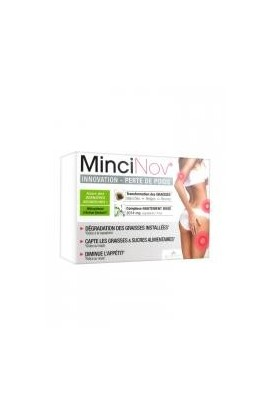 Les 3 Chenes MinciNov Innovation Weight Loss 60 Tablets