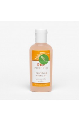 PURE FIJI, EXOTIC MASSAGE AND BATH OIL, PINEAPPLE, 29 ML