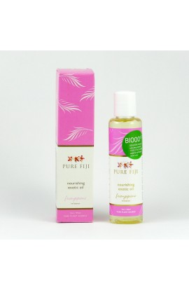 PURE FIJI, EXOTIC MASSAGE AND BATH OIL, PLUMÉRIE, 90 ML