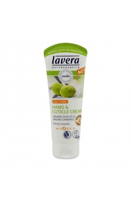 LAVERA, CREAM FOR HANDS AND NAILS 2 IN 1, 75 ML