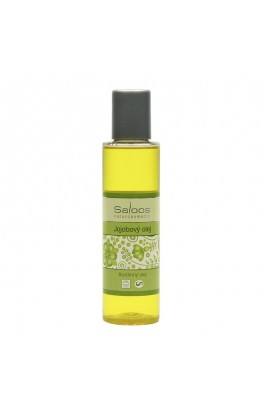 SALOOS, JOJOBA OIL, ORGANIC, 125 ML