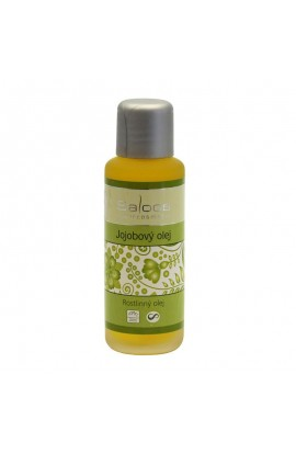 SALOOS, JOJOBA OIL, ORGANIC, 50 ML