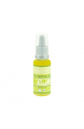 SALOOS, JOJOBA OIL, ORGANIC, 20 ML