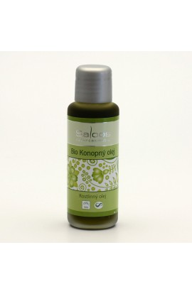 SALOOS, HEMP OIL, BIO, 50 ML