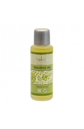 SALOOS, ALMOND OIL, 50 ML