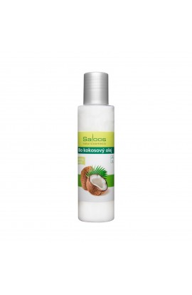 SALOOS, COCONUT OIL, BIO, 125 ML