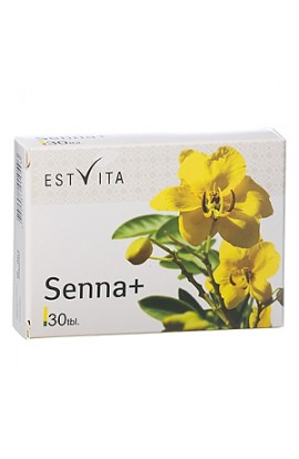 ESTVITA Senna + 500mg 30 tablets