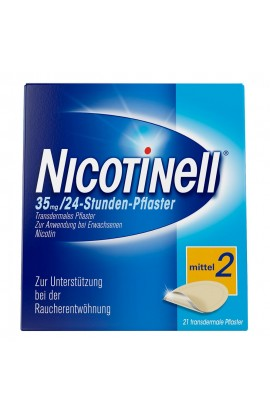Nicotinell 35mg / 24 hours (21 pcs)