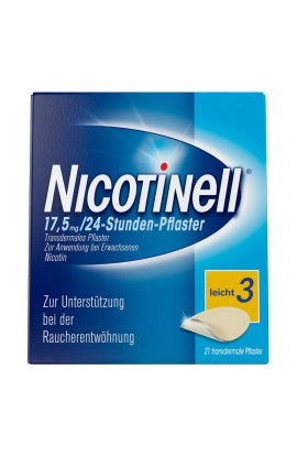 Nicotinell 17,5mg / 24 hours (21 pcs)