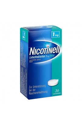 Nicotinell 1mg Mint (36 pcs)