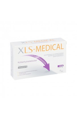 Xls Medical Carbohydrate Blocker Tablets (60 pcs)