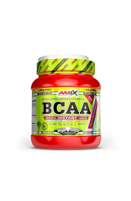 AMIX BCAA Micro Instant Juice 500g, Watermelon