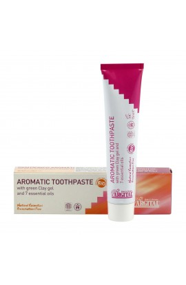 ARGITAL, AROMATIC TOOTHPASTE WITH 7 ESSENTIAL OILS, 75 ML