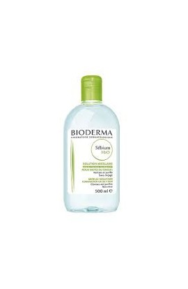 Bioderma Sebium H2O Micelle Solution 500ml