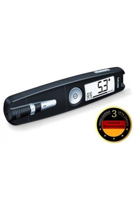 Glucometer BEURER GL 50 black / 3 year warranty