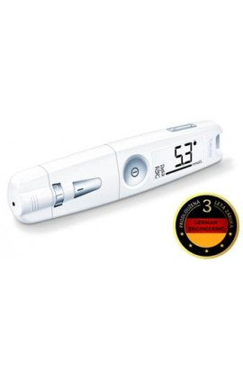 Glucometer BEURER GL 50 white / 3 year warranty