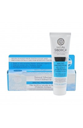 NATURA SIBERICA, SIBERIAN TOOTHPASTE ARCTIC PROTECTION, 100 G