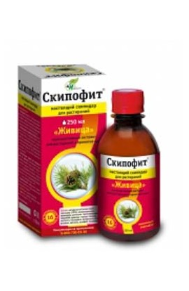 "Institute of Naturotherapy Multi-active extract of bathing ""Zhivitsa"" 250 ml"