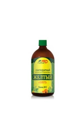Institute of Naturotherapy Yellow turpentine solution NaturMed 1000 ml