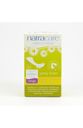 NATRACARE, PANTYLINERS THONG, 30 PIECE