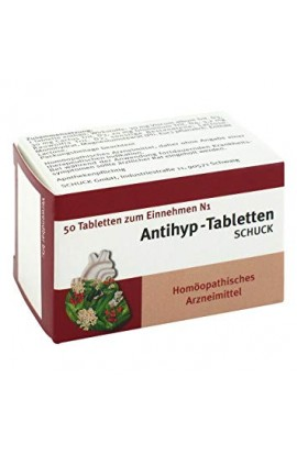 Schuck, Antihyp-Tabletten (50 tab)