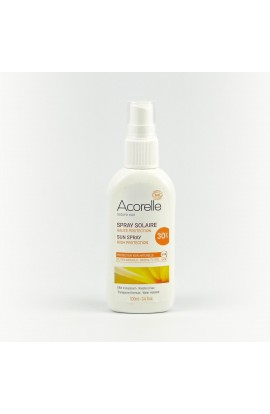 ACORELLE, SUNTAN MILK SPF 30 SPRAY, 100 ML