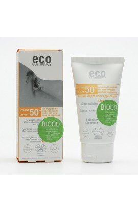 ECO COSMETICS, SUN PROTECTION CREAM SPF 50+, 75 ML