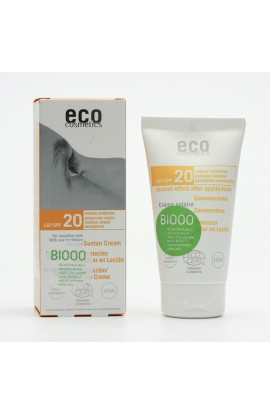ECO COSMETICS, SUN PROTECTION CREAM SPF 20, 75 ML