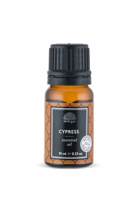 Essential oil for face, body and hair Cypress, 10 ml, Huilargan