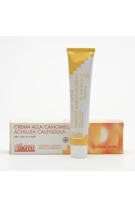 ARGITAL, SOOTHING AND REGENERATING CREAM WITH CHAMOMILE AND CALENDULA, 50 ML