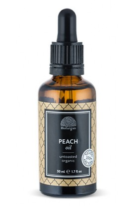 Oil for face, body and hair Peach, 50 ml, Huilargan