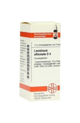 Dhu, LEVISTICUM OFF D 4, 20 ml