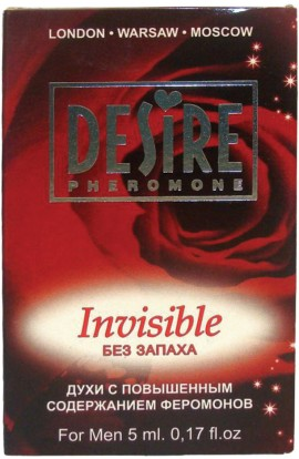 Canexpol Desire Pheromone Invisible 5ml