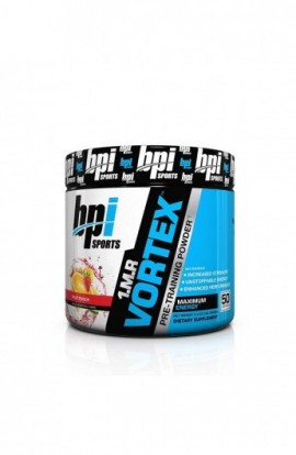BPI Sports 1.M.R Vortex Pre Workout Powder, Non Habit Forming, Sustained Energy & Nitric Oxide...
