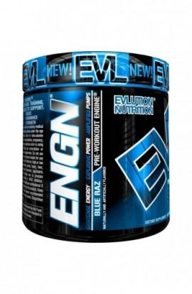 Evlution Nutrition ENGN Pre-workout, 30 Servings, Intense Pre-Workout Powder for Increased Energy,...