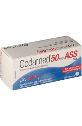 Dr.R.PFLEGER, Godamed 50mg TAH, 100 tab