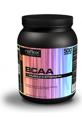 Reflex Nutrition, BCAA, 500 tablet