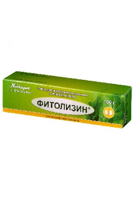 Herbapol Phytolysin Paste Tuba 100g
