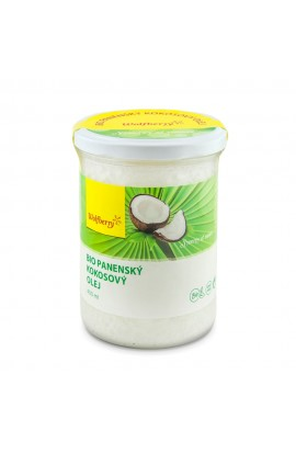 WOLFBERRY Virgin Coconut Oil BIO 400 ml