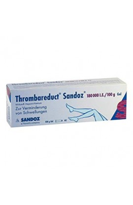 HEXAL,Thrombareduct Sandoz 180 000 I.E. Salbe, 100 g
