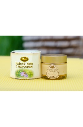 Pleva skin cream with propolis 50 g