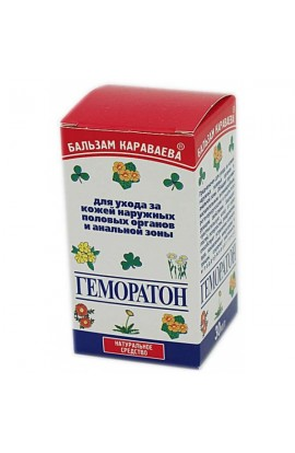 Litomed Gemoraton Balsam Karavaeva, 30 ml