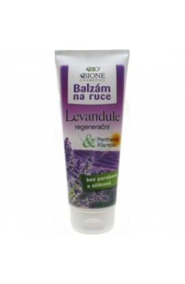 Bione Cosmetics Bio Lavender regenerative hand cream 200 ml